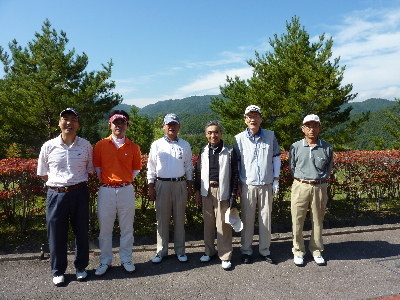 2010高山ゴルフ