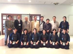 全日本女子学生剣道優勝大会2